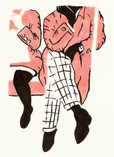Ilustration by Lola Abenza