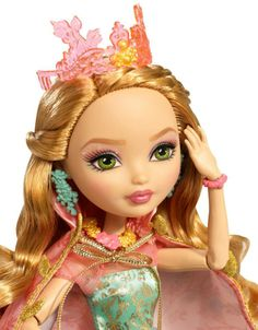 Ever After High Legacy Day Ashlynn Ella