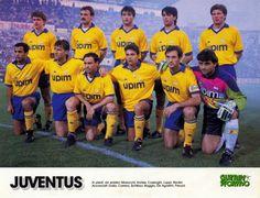 JUVENTUS DE TURIN 1990-91