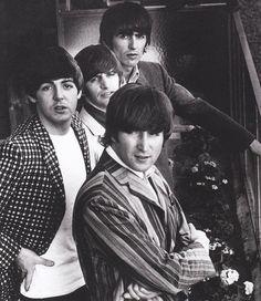 George H. Harrison♥♥Richard L. Starkey♥♥S. J. Paul McCartney♥♥John W. O. Lennon