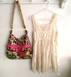 Floral Tapestry Summer Bag by Justbepurses on Etsy