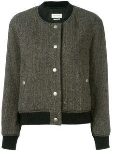 isabel+marant+etoile+'Handton'+jacket++Gray