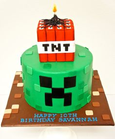 minecraftcake minecraft recipe cakes cake minecraft cakes Cake Recipe minecraft cakes Cake Recipe You can find Cake recipe minecraft and more on our website Pastel Minecraft, Craft Minecraft, Minecraft Printable, Minecraft Videos, Minecraft Creations, Ideas Minecraft, Minecraft Party Decorations, 7th Birthday Cakes, Minecraft Birthday Cake