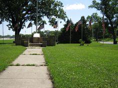 War Memorial, Willmar, MN
