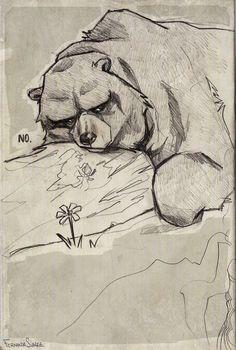 Bear by Fernanda Suárez.