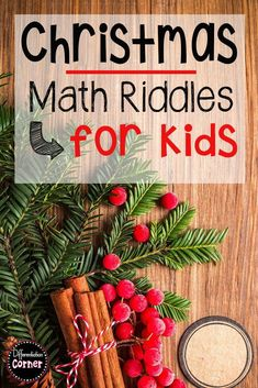 Christmas Math Works