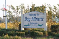 childhood memories of pretty southern Bay Minette