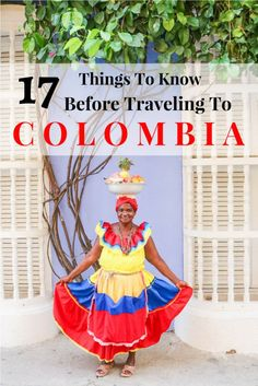 17 Things to Know Before Visiting Colombia | Cartagena | Medellin | Bogota | Guatape | Travel Guide |