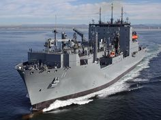USNS Washington Chambers by Official U.S. Navy Imagery