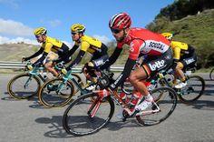 #VueltaAndalucia #RutaCiclistaDelSol2015 #Stage5 - Jelle Vanendert (Lotto-Soudal)