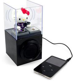 Hello Kitty DJ Speakers
