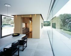 interiors house p 1 Modern Residence Opening Up to Fantastic Views in Germany: House P