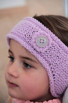 Návod na pletenou čelenku v dětské, dámské i pánské velikosti Diy And Crafts, Crochet Hats, Knitting, Fashion, Tejidos, Amigurumi, Crocheted Hats, Moda, Tricot