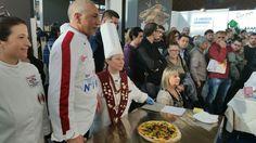 Italia: Pizza peruana gana el primer puesto en Mundial de Pizza del Futuro en feria de Rimini