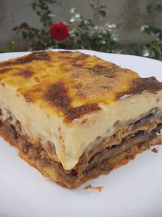 Cookbook Recipes, Meat Recipes, Cooking Recipes, Minced Meat Recipe, Mince Meat, Greek Recipes, Lasagna, Sandwiches, Food And Drink