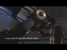 ▶ Stone Island AW'013_Mesh Reflective _Video - YouTube