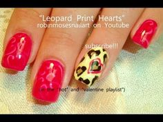 50 different nail art tutorials for Valentines day. Spread the word Artists!!!! xoxo