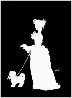 Victorian Silhouette Clip Art | victorian silhouette clip art , samvritha sunil wallpapers , samvritha ...