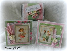 Gunn-Eirill`s Paper Magic: Valentine card and gift/ DT Scrappehjertet