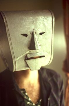 Man in the mask by rskoon (Richard), via Flickr