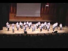 Fiumei Úti Iskola, Szolnok, 4. a osztály - A muzsika hangja - YouTube