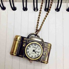 New quartz watch women men Unisex Antique Bronze Camera Pendant Pocket Watch best Gift relogios masculino joyeria reloj mujer Quartz Pocket Watch, Quartz Watch, Retro Clock, Antique Cameras, Pocket Watch Necklace, Vintage Pocket Watch, Gifts For Photographers, Men Necklace, Camera Necklace