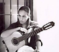 Vicente Amigo-- flamenco guitarist
