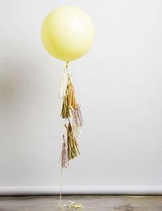"""Unelefante Balloon"" by unelefante.mx #bigballoons #balloons #gifts"