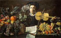 Maestro della natura morta Acquavella  a_Violinist_-_c._1620.jpg (1600×999)