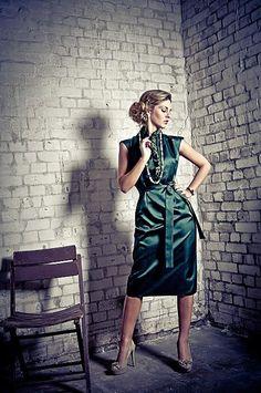 Business Fashion by Ella Deck Business Fashion, High Fashion, Wrap Dress, Deck, Shirt Dress, Design, Shirts, Dresses, Haute Couture