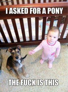 Ungrateful child is ungrateful