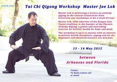 Tai Chi Qigong Workshop - Master Joe Lok..