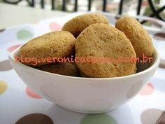 Biscoito de Uva SGSC (sem glúten e sem leite)