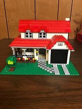 LEGO Creator House (4956) Retired set, hard to find, collectors item, assembled in Toys & Hobbies, Building Toys, LEGO, LEGO Complete Sets & Packs | eBay