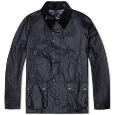 Barbour Bedale Jacket (Black)