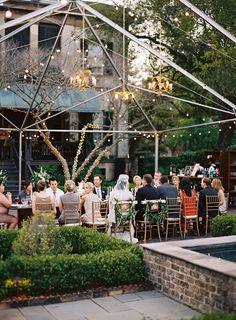 Harper Fowlkes House Reception in Savannah, GA