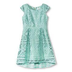 Girls' Lace Dress Xhilaration™