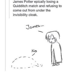 PERFECT --- though I have to wonder which James you are referring to. I suspect that it could apply to both.