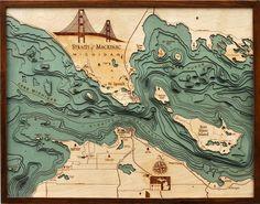 topografía subacuática