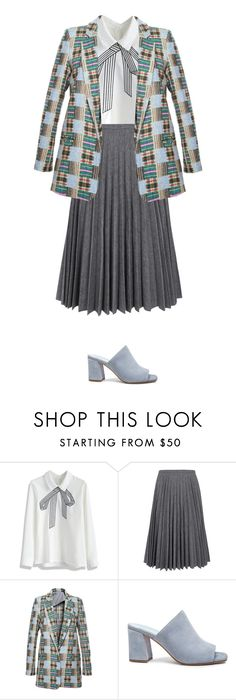 """""""Untitled #1098"""" by agniecha ❤ liked on Polyvore featuring Chicwish, J.W. Anderson and Maryam Nassir Zadeh"""