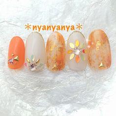 夏/デート/女子会/旅行/ハンド - nyanyanyaのネイルデザイン[No.3127061]|ネイルブック