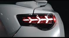 BUDDY CLUB FT86 LED Tail Lights Scion FR-S / Subaru BRZ - Vicious LED