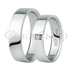 Обручальные кольца 10-150 | 10-154-Ю525 - Компания Юверос