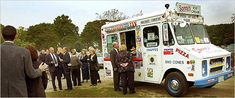 It's My Funeral and I'll Serve Ice Cream if I Want To - New York Times