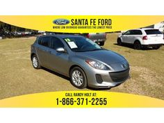 2013 Silver Mazda i Touring Mazda Mazda3, Mazda 3, Touring, Ford, Silver, Money, Ford Expedition