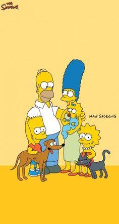 the simpsons wallpaper Simpson Wallpaper Iphone, Disney Phone Wallpaper, Emoji Wallpaper, Cute Wallpaper Backgrounds, Wallpaper Iphone Cute, Wallpaper Wallpapers, Simpsons Drawings, Simpsons Art, The Simpsons