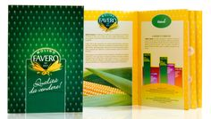 Favero - Dépliant #design #brochure #food