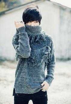 Pretty Boys: Photo #ulzzang #winter #fashion