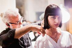 Ecco le foto del primo evento dedicato all'arte e organizzato nella Goran Viler Hair SPA di #Trieste #art http://www.goranviler.com
