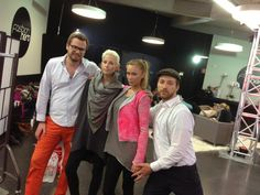 Designed by Henning and Christian. Backstage @fashion Hero. What do you think?